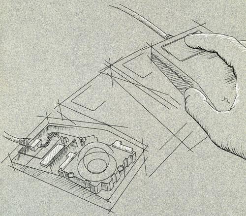چه کسی «ماوس» را اختراع کرد؟