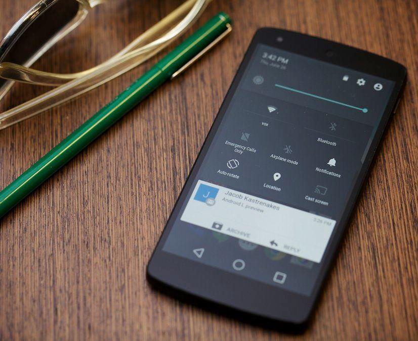 با Android 'L'، نسخه آینده اندروید آشنا شوید