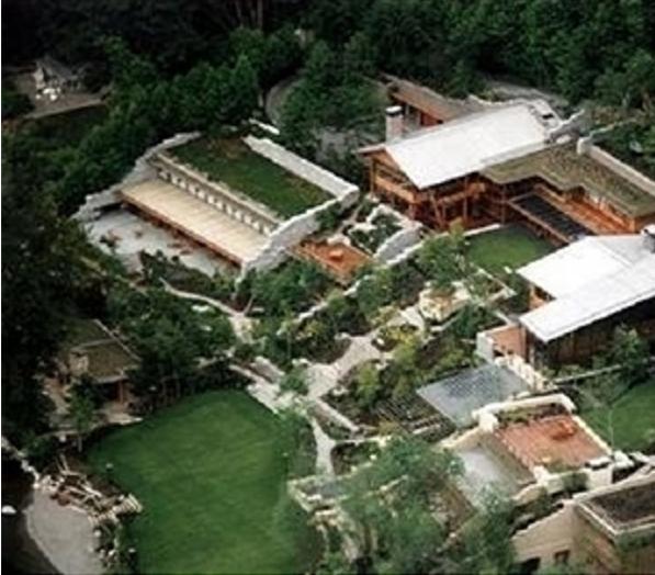 زیباترین خانه جهان متعلق به کیست؟