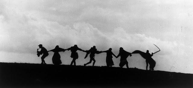 فیلم: «مهر هفتم»، شاهکار برگمان را تماشا کنید