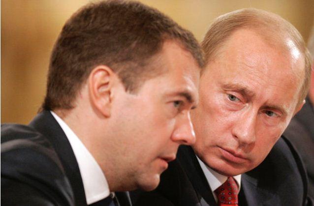 حساب کاربری نخست وزیر روسیه هک و استعفای او اعلام شد!