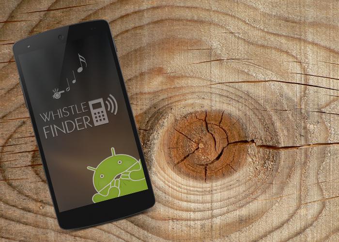 سوت بزنید تا گوشی خود را پیدا کنید! (اندروید)