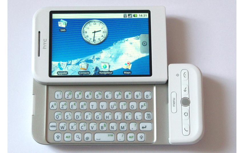 بیست سال تاریخ گوشی های هوشمند به روایت تصویر