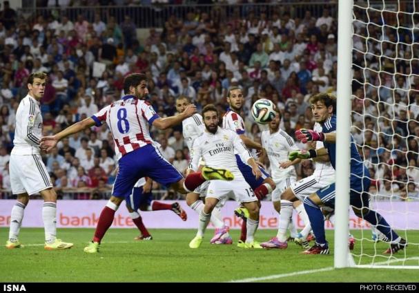 دیدار رفت سوپر جام اسپانیا برندهای نداشت