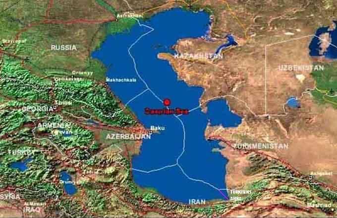 ادعای عجیب یک نماینده درباره سهم ایران از دریای خزر!