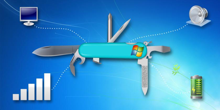 ابزاری فوق العاده در ویندوز که از آن بی خبر هستید!