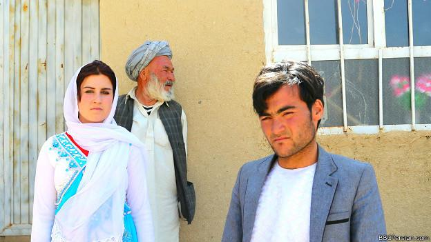 قصه واقعی لیلی و مجنون در بامیان افغانستان!