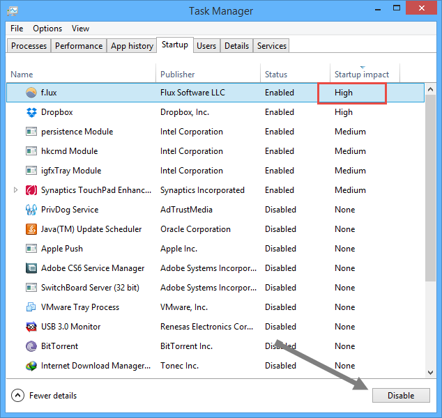 با امکانات جدید Task Manager در ویندوز 8 آشنا شوید
