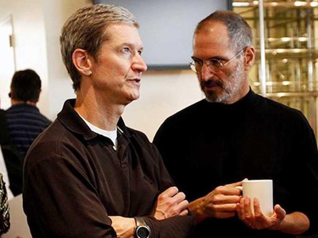 چگونه استیو جابز، «تیم کوک» را به کار در شرکت «اپل» دعوت کرد؟