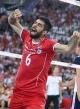 صعود تاریخی تیم ملی والیبال و حضور در جمع شش تیم برتر جهان