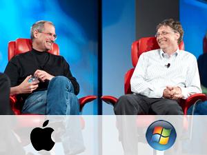 تفاوت استراتژی مایکروسافت و اپل در دنیای فناوری