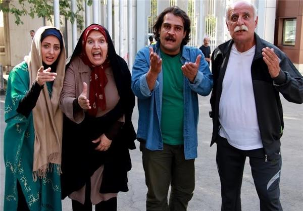 بیگزاده آکتور سینما شد+عکس