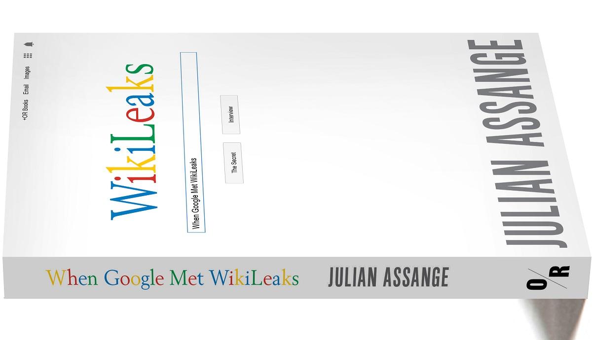 مدیر اجرایی گوگل بنیانگذار ویکی لیکس را متوهم خواند!