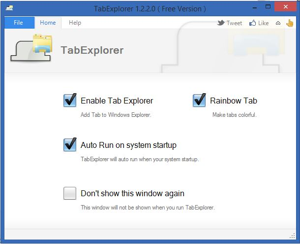 چگونه تب های رنگی را به Explorer ویندوز اضافه کنیم؟