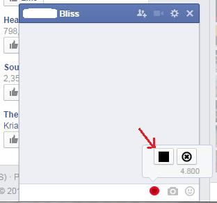 چگونه در فیسبوک پیام های صوتی ارسال کنیم (گوگل کروم)