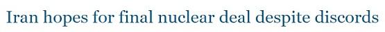 بازتاب سخنرانی رئیسجمهور ایران در مجمع عمومی سازمان ملل
