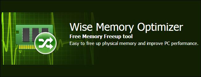 از هیچ برنامه ای برای آزاد سازی RAM استفاده نکنید
