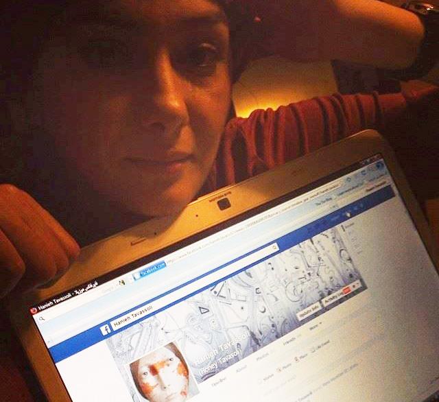 حمله به هانیه توسلی برای تسلیت نگفتنِ مرگ مرتضی پاشایی