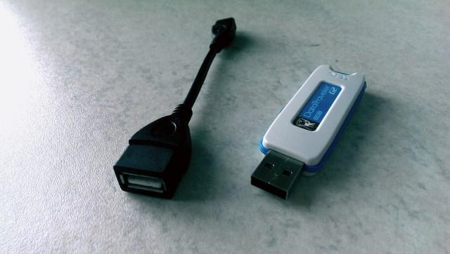 حافظه اندروید خود را با یک Flash USB افزایش دهید
