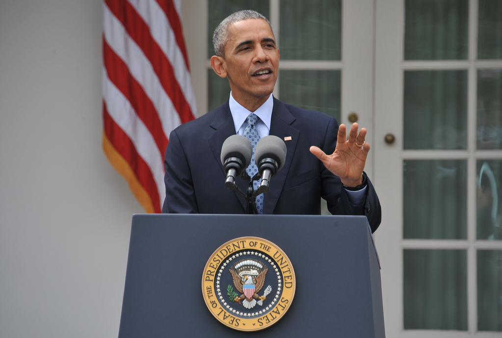اوباما: سه گزینه داشتیم که اولین آنها، توافقی خوب مثل این توافق بود