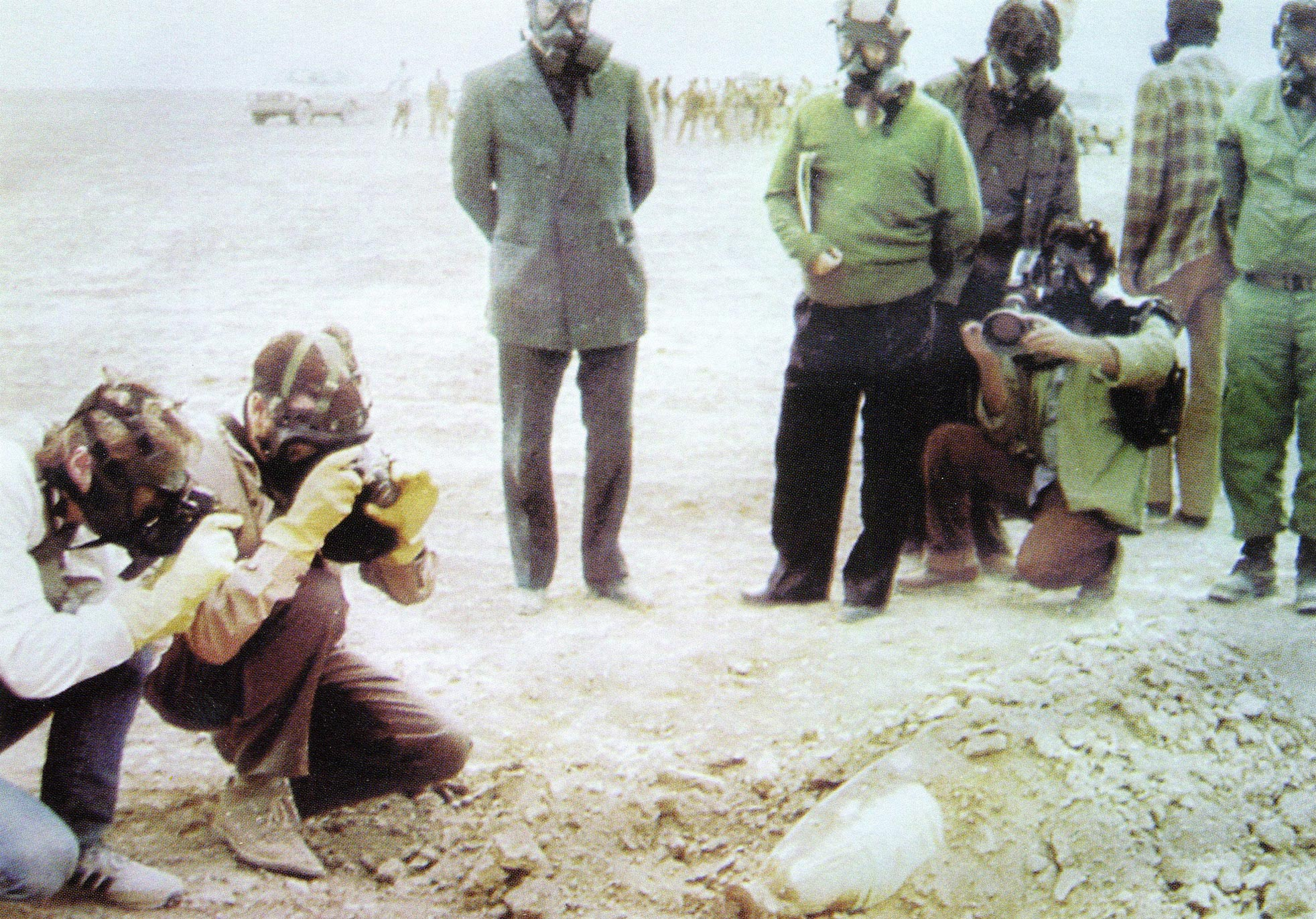 نتیجه حمایت پنج عضو شورای امنیت از صدام چه بود؟!