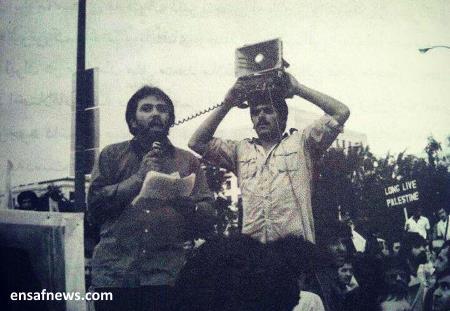 سخنرانی 35 سال پیش ظریف در آمریکا