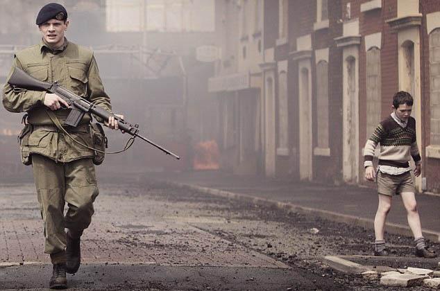 فیلم: به تماشای جنگ شهری با جمهوریخواهان ایرلند بنشینید