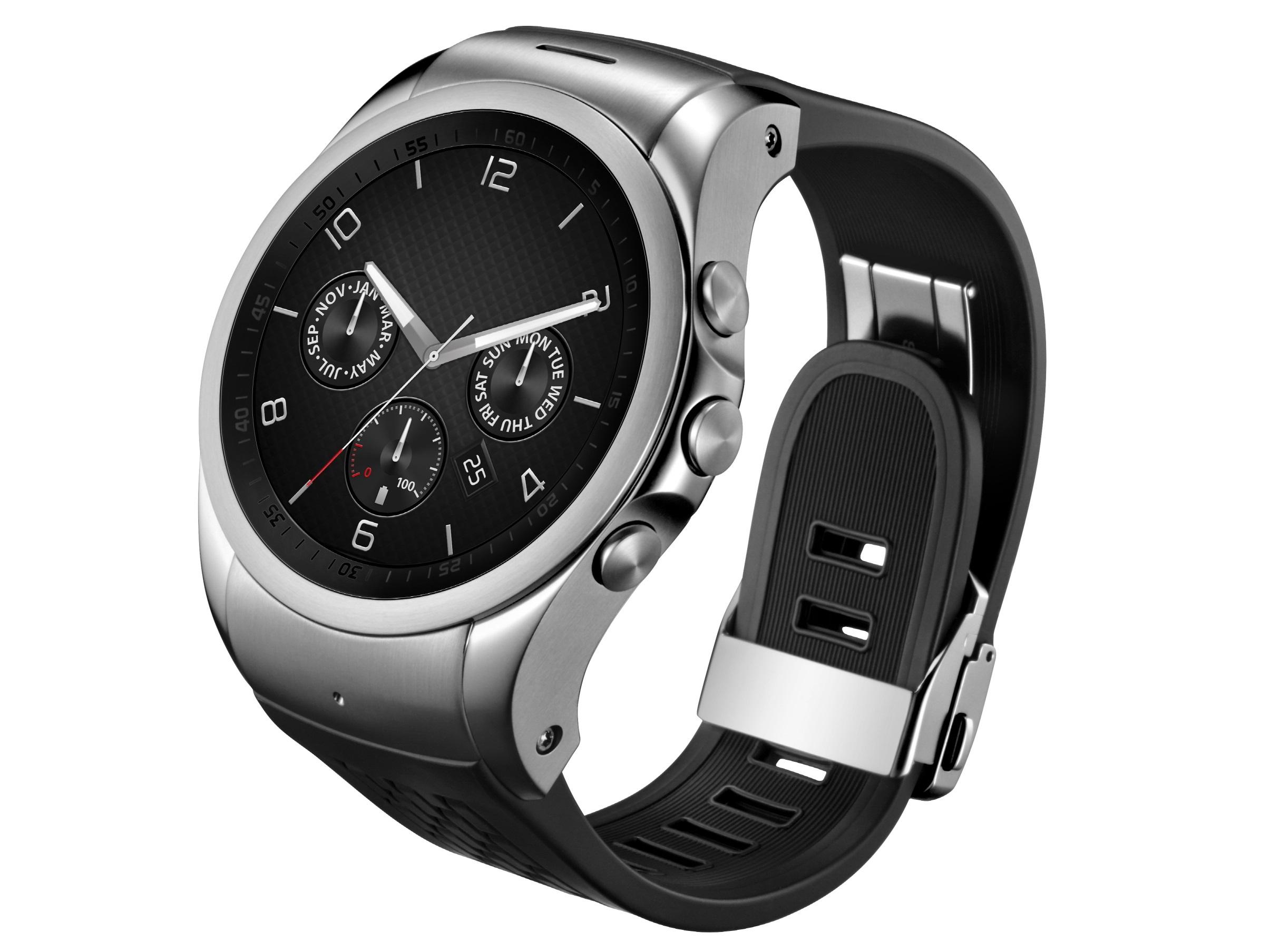 با ویژگیهای ساعت هوشمند 600 دلاری LG آشنا شوید