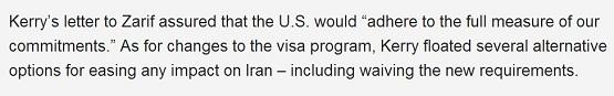 شایعه «لغو قانون جدید ویزای آمریکا برای ایران» از کجا آمد؟