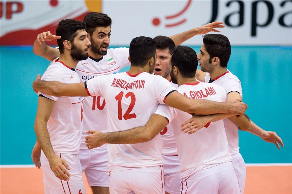 لهستان با حذف آلمان حریف والیبال ایران شد