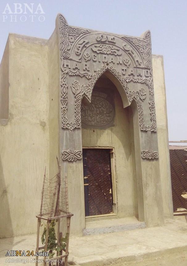 ارتش نیجریه قبر مادر شیخ زکزاکی را ویران کرد!
