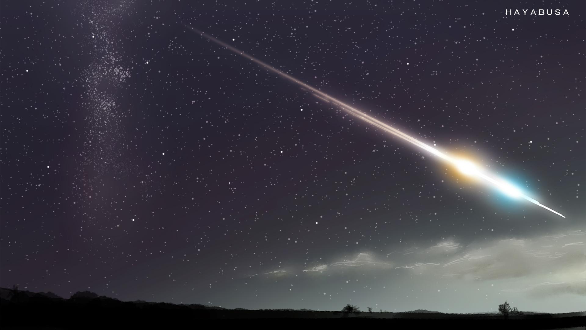 ثبت اولین قربانی انسانی برخورد یک شیء آسمانی!