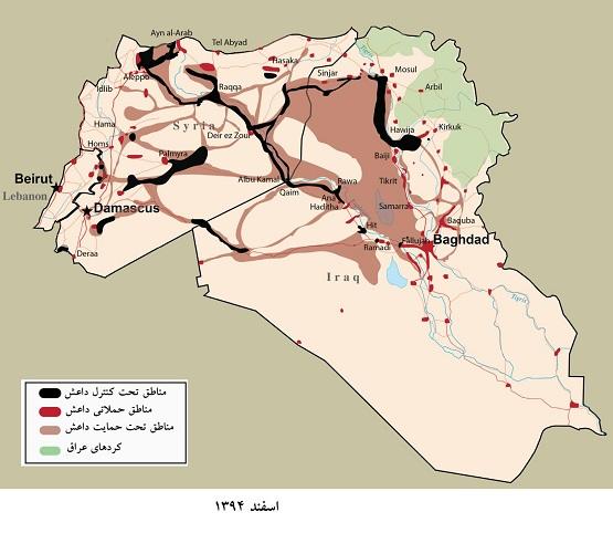 راهبردهای جدید داعش برای جلوگیری از شکست در سوریه