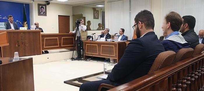 بابک زنجانی و دو متهم نفتی به اعدام محکوم شدند