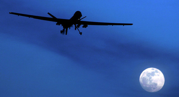 بمباران سایتهای شیمیایی داعش توسط آمریکا