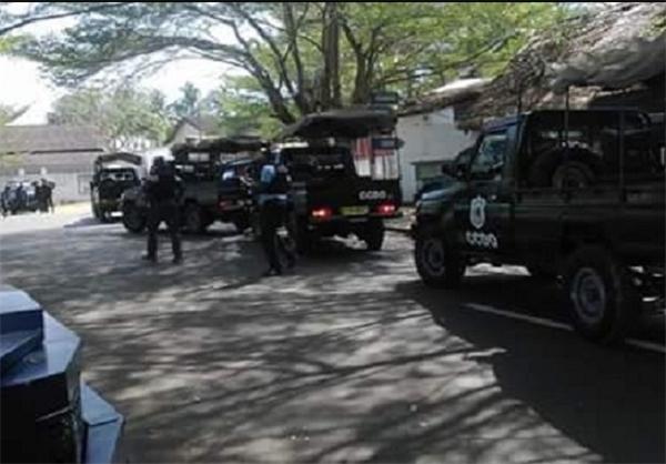 حمله مهاجمین مسلح به یک هتل در ساحل عاج