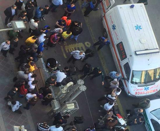 خودکشی جوان 30 ساله در پاساژ پایتخت