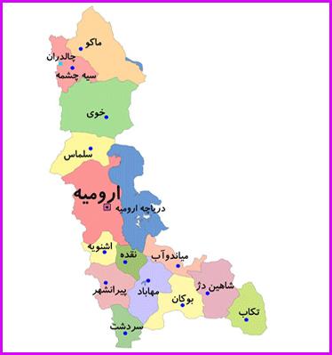 آخرین نتایج انتخابات در استان آذربایجان غربی +جدول