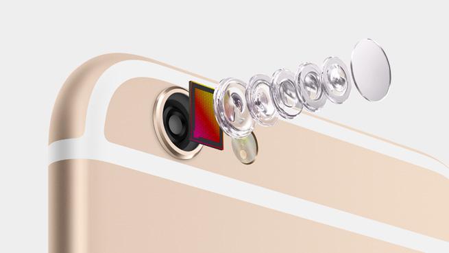 جزئیات دوربین آیفون 6