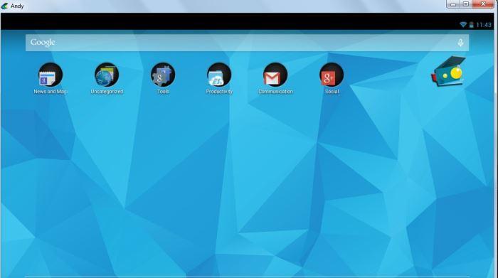 معرفی و مقایسه چند شبیه ساز اندروید برای PC