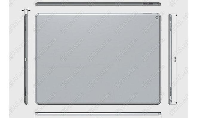انتشار اطلاعات iPad بزرگ اندازه و جدید شرکت اپل