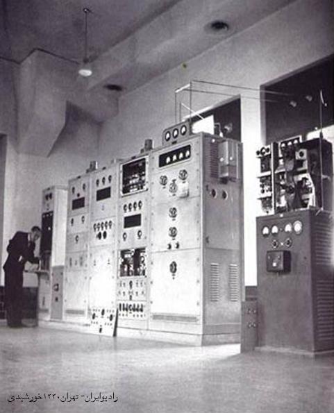 رادیو ایران قدیمی