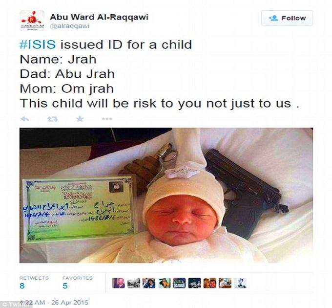 هدیه تولد عجیب یک نوزاد