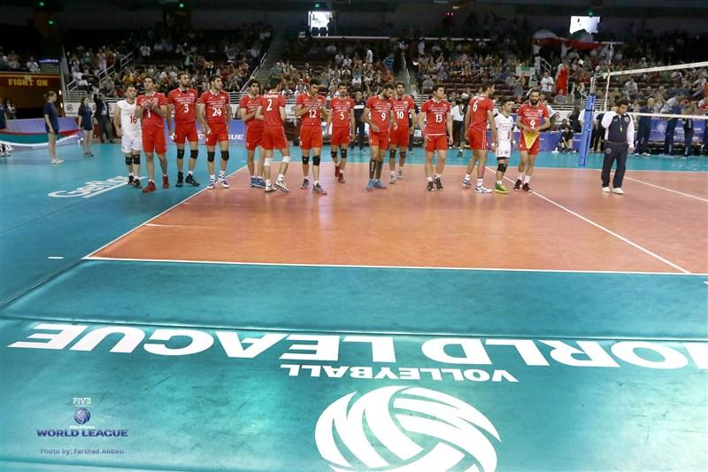 ایران – لهستان؛ خیز ملیپوشان ایران برای کسب اولین امتیاز لیگ جهانی