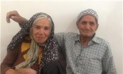 ازدواج مسنترین زوجهای ایرانی در میبد