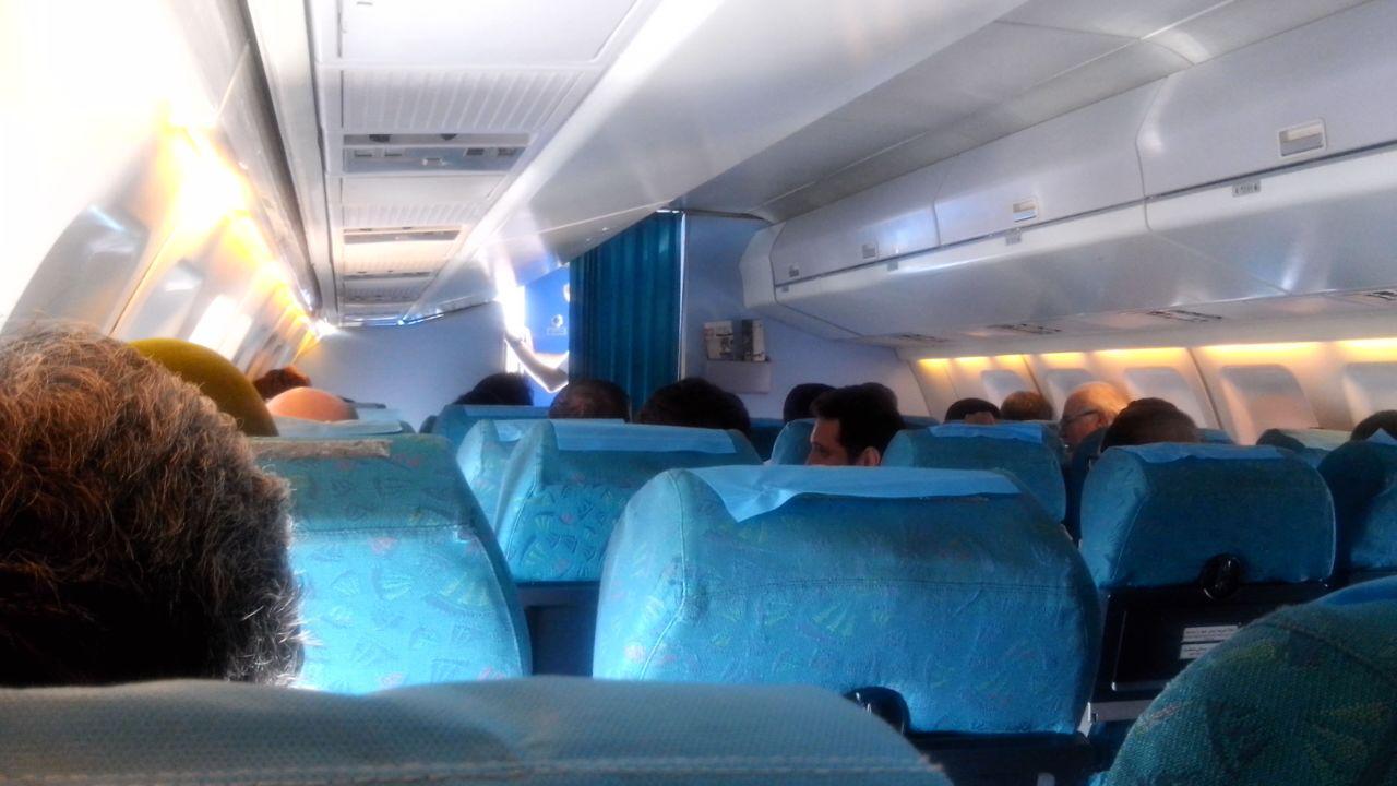 حادثه عجیب در فرودگاه یزد