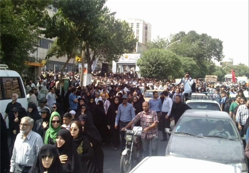 لحظه به لحظه با تشییع 175 شهید دست بسته خط شکن+ نقشه راه مراسم تشییع