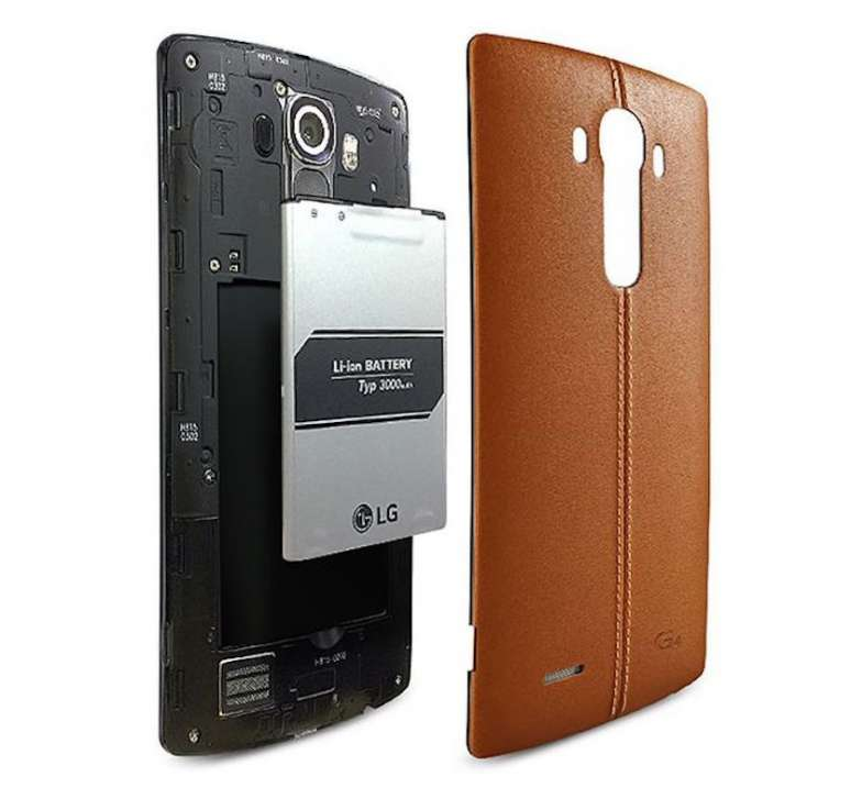 قابلیتهای جدید گوشی الجی G4