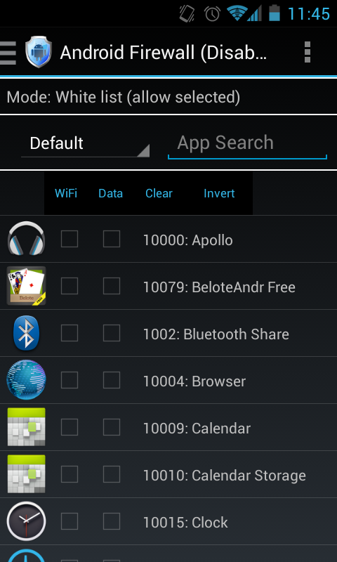 سه فایروال قدرتمند رایگان برای گوشی های اندروید