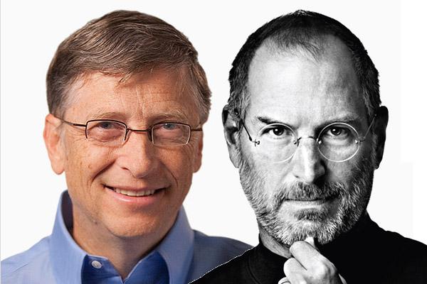 بزرگترین تفاوت میان رویکرد و نگاه استیو جابز و بیل گیتس